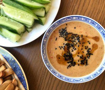 Nước Lèo – Peanut dipping sauce
